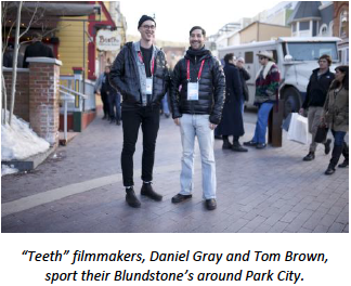 Blundstone Draws Celebrities at Sundance