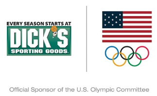 Dick's SG Partners with U.S. Olympic Committee