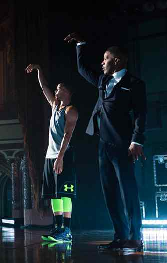 Under Armour Recruits Jamie Foxx for Biggest Brand Campaign
