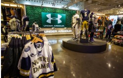 Under Armour Sets Opening for Chicago Store