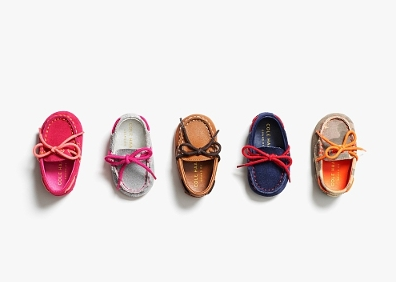 Cole Haan Partners with BBC International on Kids Footwear