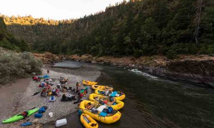 Chaco Forms Partnerships to Celebrate Rivers