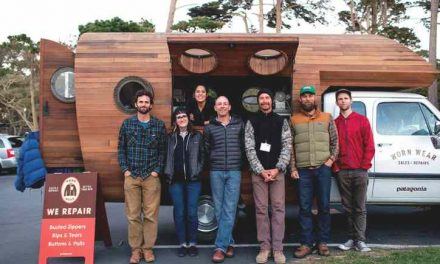 Patagonia Launches Worn Wear Mobile Tour
