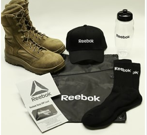 Reebok Supports Best Ranger Competition