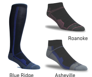 Farm to Feet Named Official Sock of Blue Ridge Marathon