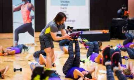 "Target to Launch ""C9 Challenge"" Group Fitness Class"