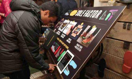 Vibram Relaunches Boston Newbury Street Store