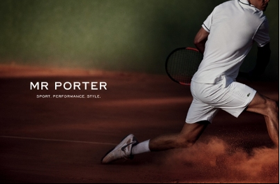 Mr. Porter Adds Performance Gear Microsite