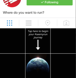 New Balance Launches Instagram Campaign for National Running Day