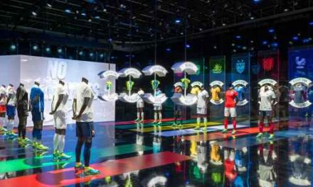 Nike Opens Vancouver Soccer Pop-Up