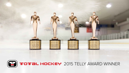 Total Hockey Recognized for Advertising