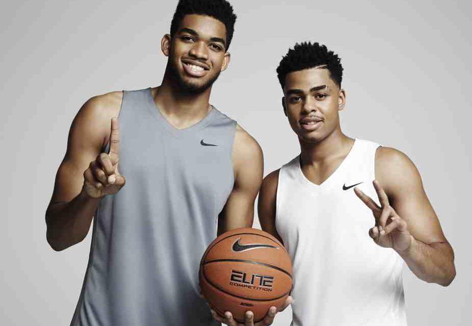 Nike Signs Top Two NBA Draft Picks