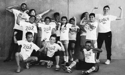 Nike Partners with Marathon Kids