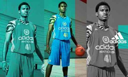 Adidas Signs Justise Winslow
