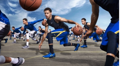 Under Armour Launches New Branding Campaign