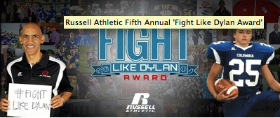Russell Athletic Launches Fifth Annual 'Fight Like Dylan Award'