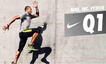 Nike Q1 Blows Past Street Estimates