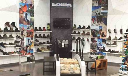 Lowa Debuts Concept Department at Summit Hut