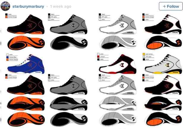 Stephon Marbury Looks to Relaunch Starbury Line