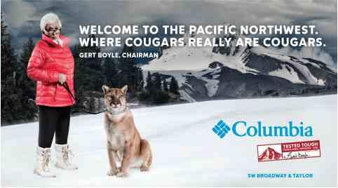 Columbia Unveils Branding Initiative