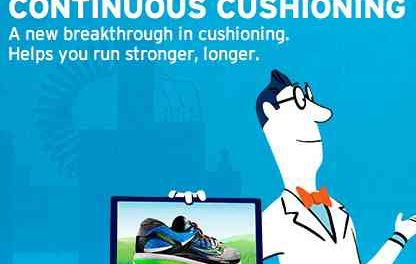 Saucony Launches Everun Campaign for NYC Marathon