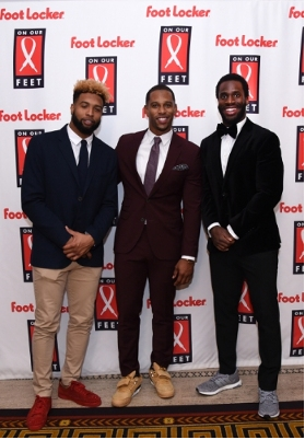 Foot Locker Foundation Celebrates 15th Annual On Our Feet Fundraising Gala