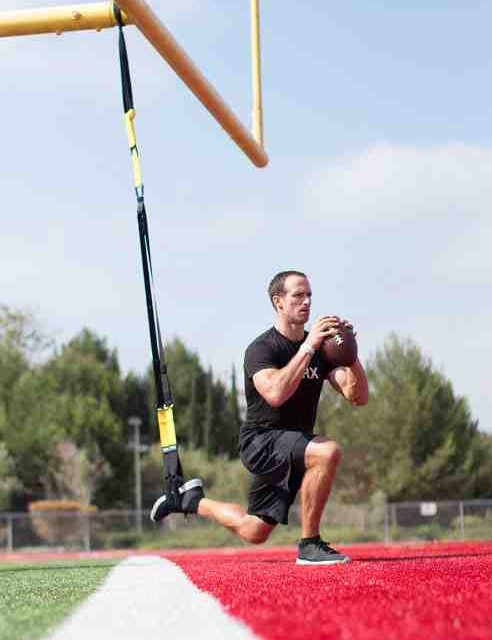 TRX Partners with Drew Brees