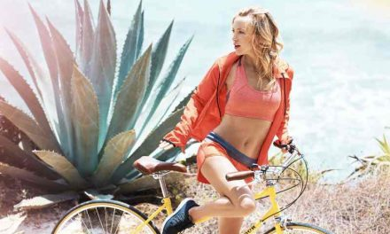 Kate Hudson Launches Workout Apparel Line