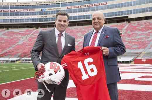 Under Armour Signs University of Wisconsin